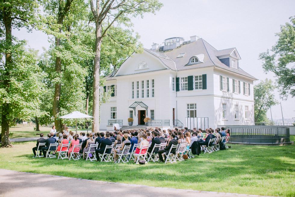 Hochzeit villa heine park hamburg