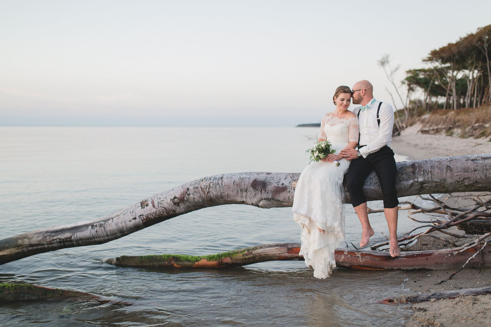 After Wedding Shooting Ostsee 3