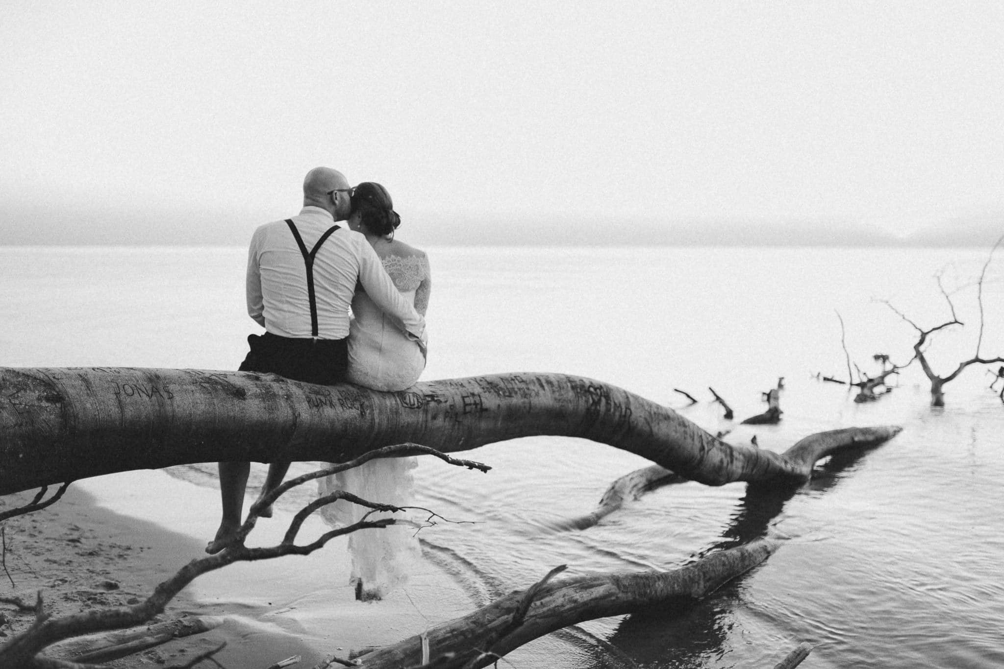 After Wedding Shooting Ostsee 2