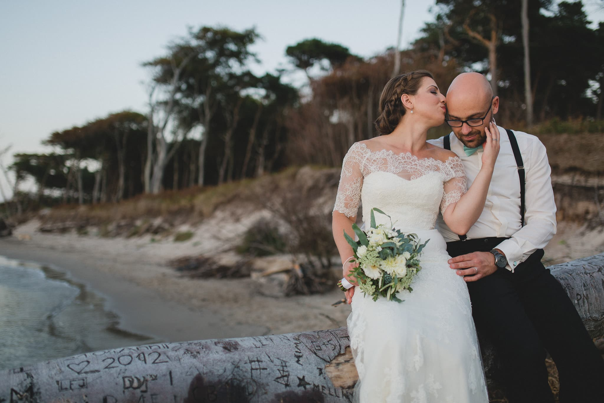 After Wedding Shooting Ostsee 1