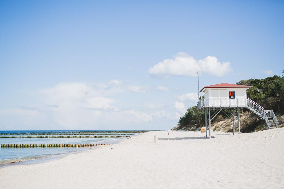 Kurztrip Ostsee