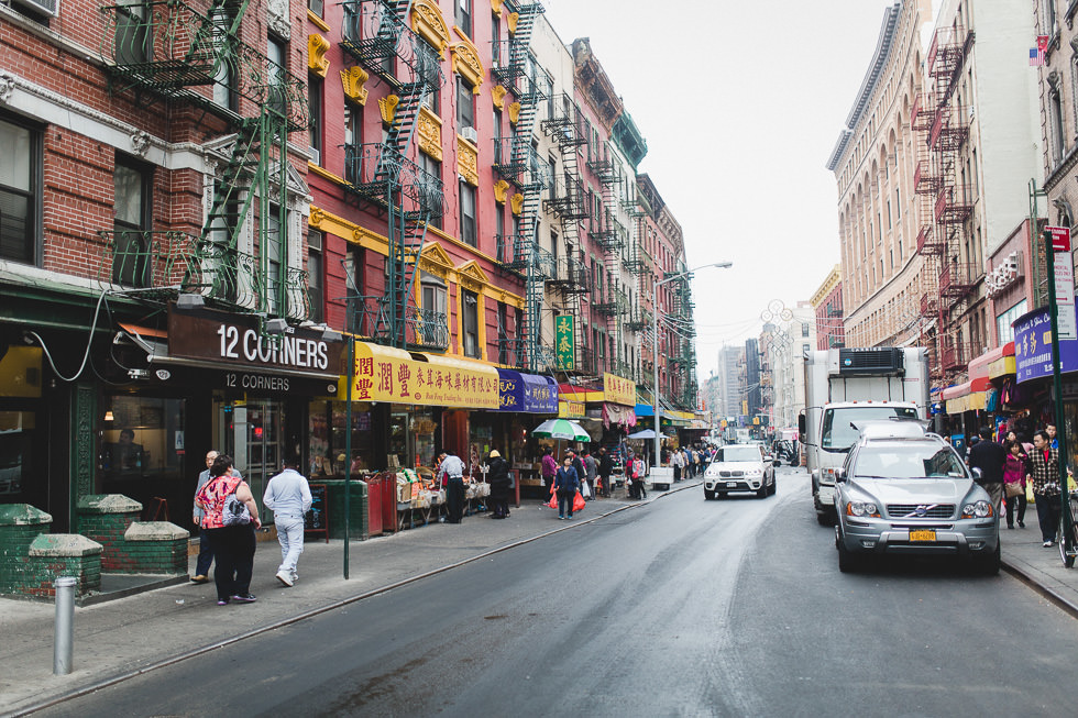 New York Reise Teil 1