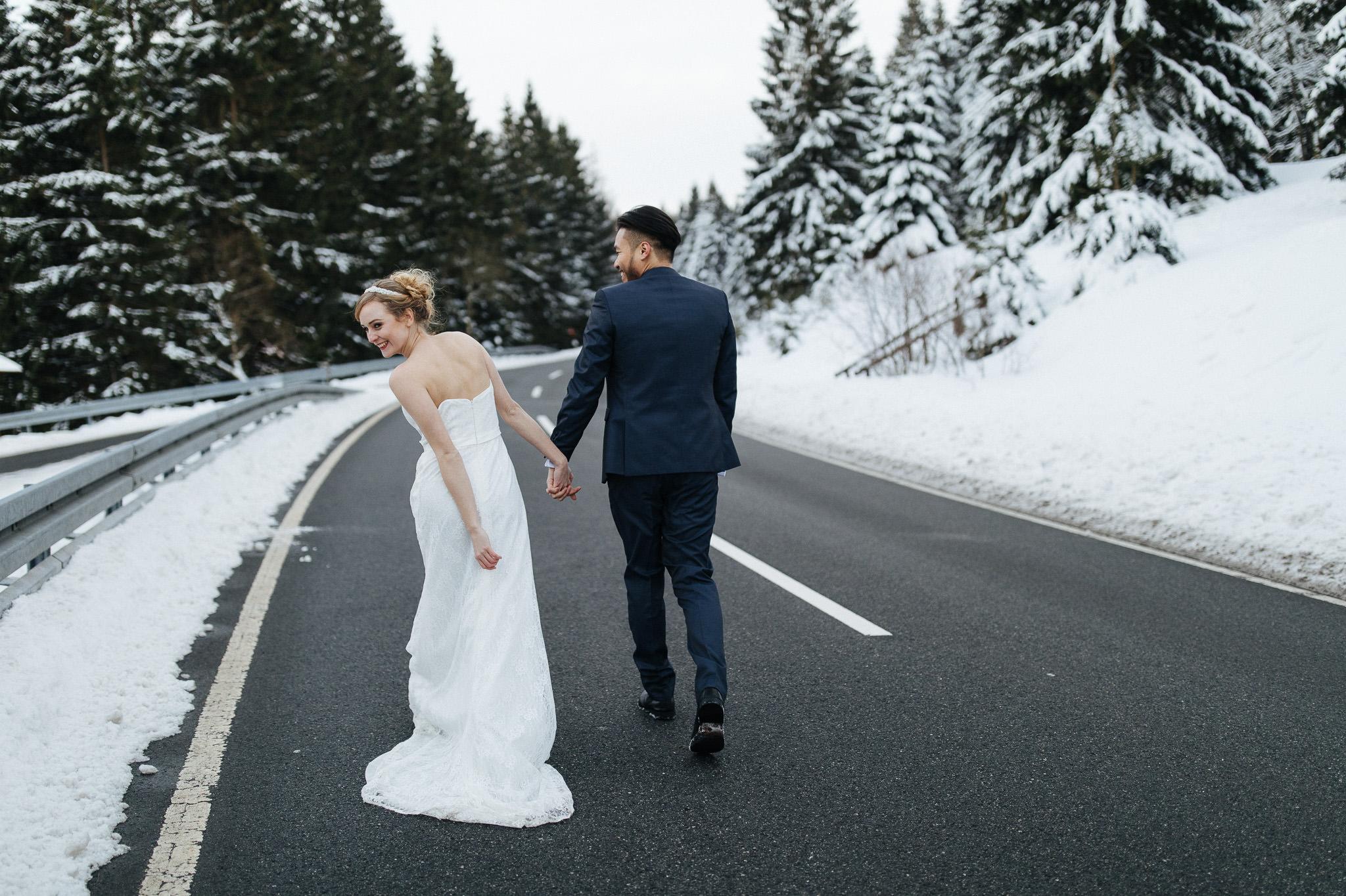 Hochzeit harz