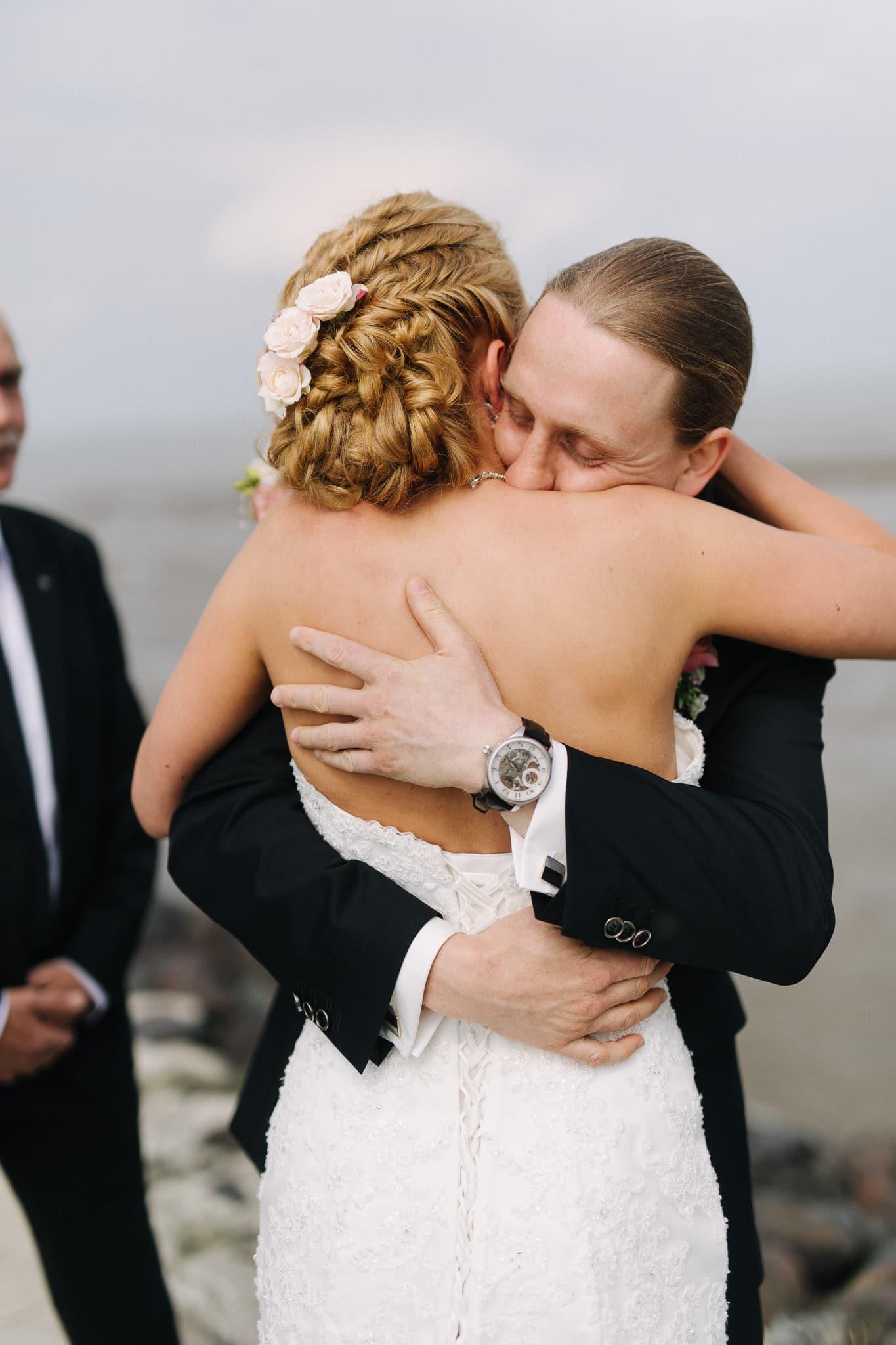 Hochzeit Pellworm