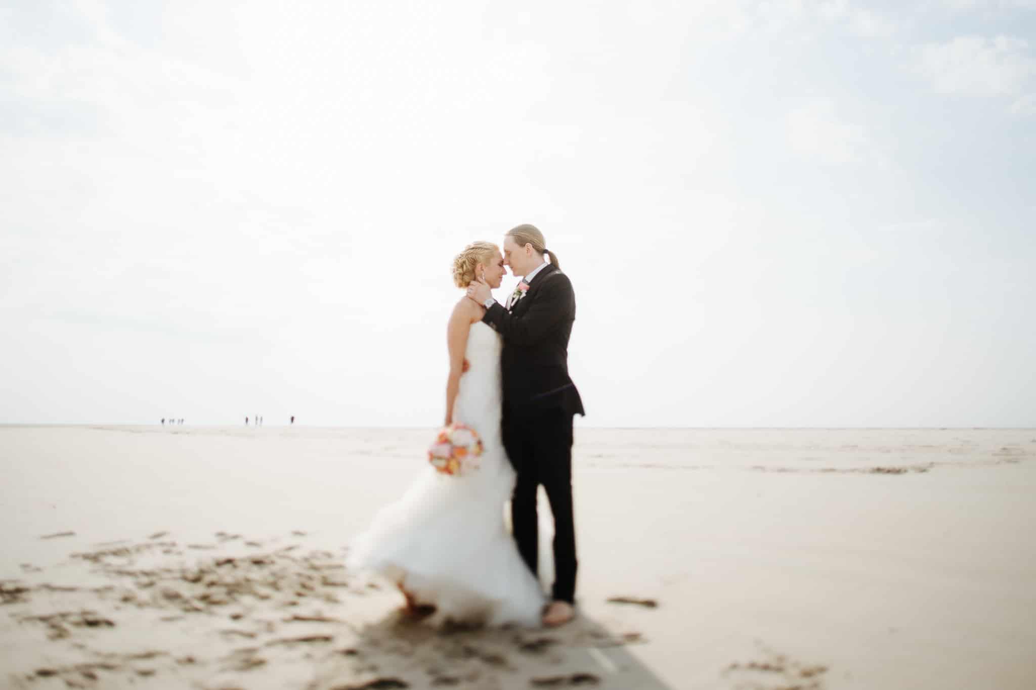 Hochzeit auf Pellworm