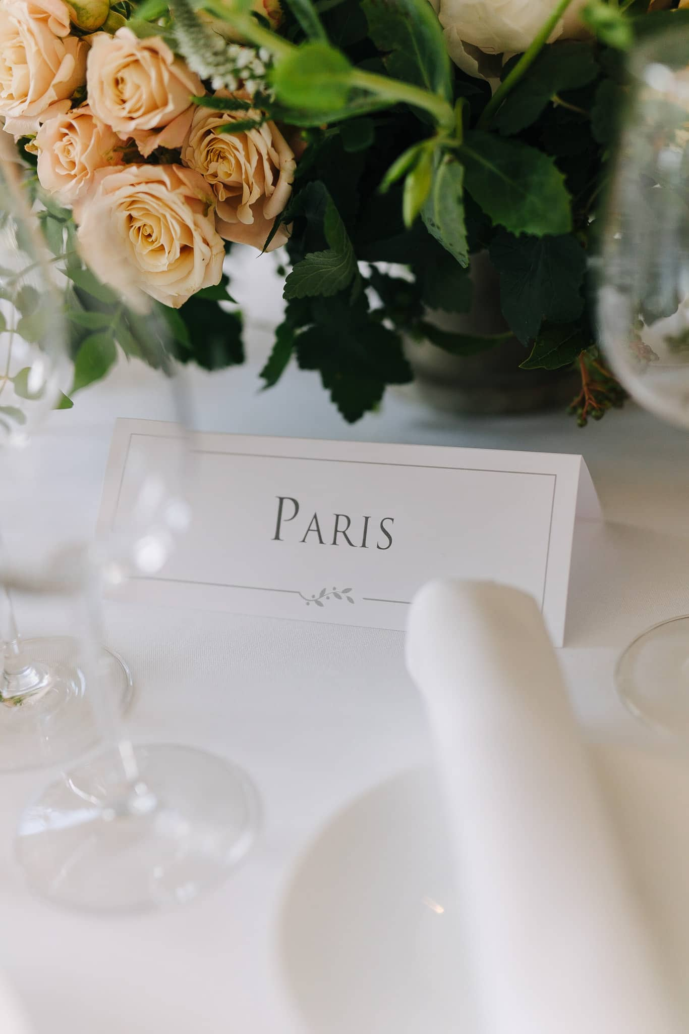 HOCHZEIT IN PARIS